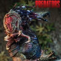 InfinityStudio 2010铁血战士 Berserker Predator 1/4雕像