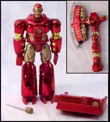 如果谁有不同意见,请吃我ToyBiz的钢铁巨斧