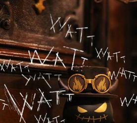模匠工作室x幾何怪物-瓦特 全新盲盒上線