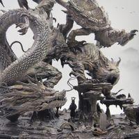 我的神话系列作品《四象神君》发布了