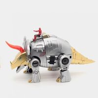 TF—圣贤的变形金刚玩具407,MFT MF--22 铁渣
