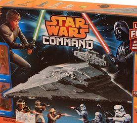 孩之宝 STARWARS COMMAND 帝国歼星舰