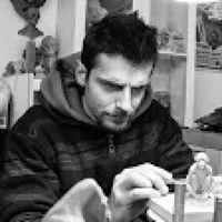 怪物原型师—Aris Kolokontes作品欣赏