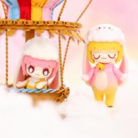 KIMMY&MIKI動物系列5月1日正式上市!