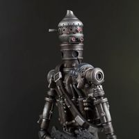 Gentle Giant《星球大战》刺客机器人IG-88