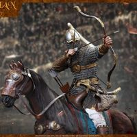 HHMODEL x HAOYUTOYS 帝国军团 波斯骑兵&战马 12寸人偶套装前瞻