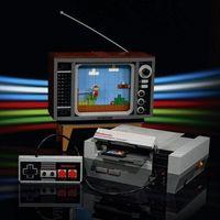 联动新玩法 LEGO X 任天堂娱乐系统 TV游戏 超级马里奥 SET前瞻