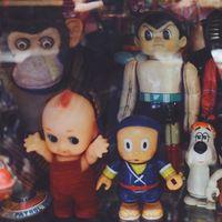 那天樱岛火山喷发了七次,我们在鹿儿岛遇见玩具店