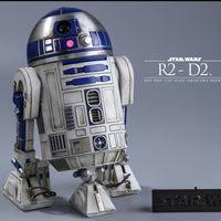 HotToys《星球大战:原力觉醒》R2-D2