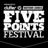 展会年年有最近特别多,来自大洋彼岸的 Five Points Festival