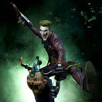 Sideshow DC Comics  小丑The Joker PF雕像 前瞻