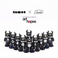 UAMOU x NIMBUS  Art for Hopes 限定款