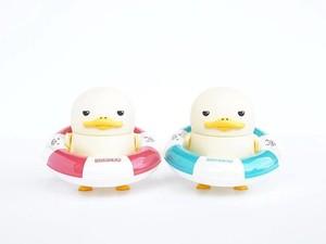 来自韩国的小可爱,DUCKOO,官方描述它是一只喜欢穿着真丝躺在自己房间里的鸭子,不知道为什么有一种迷之中年人气质。