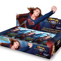 美剧女超人系列第一季签名卡设计公布
