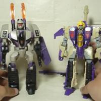 TF—圣贤的变形金刚玩具272,30周年IDW系列航行家级闪电(下)