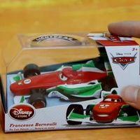 赛车总动员大号车模 法国对手法兰斯高 趣哥哥分享 趣盒子
