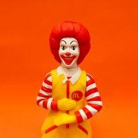 麦当劳2001年澳洲版麦当劳叔叔组合玩具
