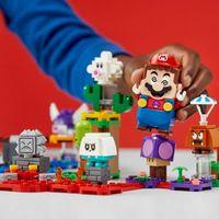 LEGO X 任天堂 超级马里奥系列SET新品 前瞻