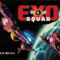 这个常被错认成GIJOE的玩具系列叫作Exosquad (玩具主系列篇)