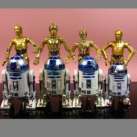 6英寸星战机器人大对比:谁才是你要找的机器人?