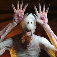 NECA 潘神的迷宫Pan's Labyrinth  Pale Man 7寸可动人偶 前瞻
