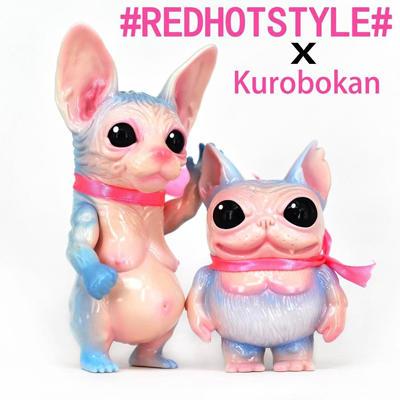 redhotstyle x kurobokan