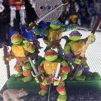Mega Bloks 忍者龟