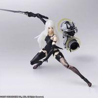 Square Enix Bring Arts系列 尼尔机械纪元 A2&9S 人偶前瞻