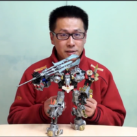 TF—圣贤的变形金刚玩具428,天元神力系列修罗王合体+改造