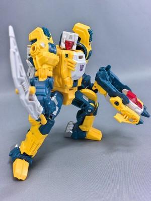 今日发售的LG系列玩具入手实物图 来自推特tagoal 越看越喜欢~~出美�...