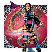 Sideshow Marvel Comics 灵蝶Psylocke  PF雕像 前瞻