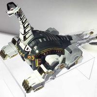 超级迷你盒玩《恐龙战队ZYURANGER》巨大兽骑神「帝王腕龙」情报公开