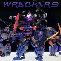 [自改造] 镜像后传-G2 Wreckers