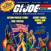 小特种俱乐部 GIJOE 特种部队 玩家杂志 赏析之 1985篇