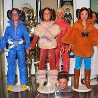 来看看40年前被Kenner取消的12寸星球大战可动人偶