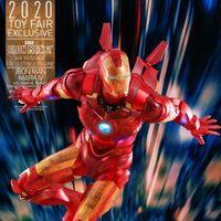 HOTTOYS 2020香港动漫电玩节限定 钢铁侠 MK IV 全息版前瞻