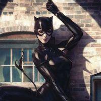 画师Stanley Lau的DC女性超级英雄封面作品合集