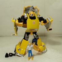 TF—圣贤的变形金刚玩具212,AF--01 G1形态大黄蜂(下)