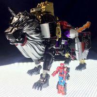[自改] 蜘蛛侠机械神 Leozodion