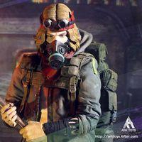ArkToys DoomStreet【末日街区】- 钉枪手12寸人偶前瞻
