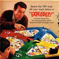 从广告海报看玩具变迁:1960s(下)