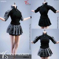 VSTOYS 城市女作战服 作训服短裙 12寸女人偶服饰套装 前瞻