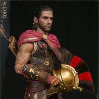 DAMTOYS 刺客信条-奥德赛 亚历克西欧斯(Alexios)12寸人偶前瞻