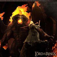 Prime 1 Studio 甘道夫 VS 炎魔 Gandalf vs Balrog 雕像前瞻