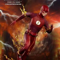 Star Ace Toys 闪电侠  The Flash  剧集版 1/8人偶前瞻