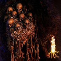 First 4 Figures 黑暗之魂 墓王尼特Gravelord Nito 雕像前瞻