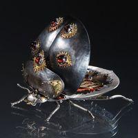 金属昆虫制造者—Elizabeth Goluch