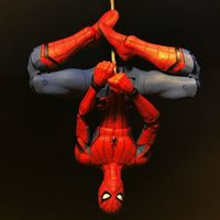 【老鐵玩具分享】MARVEL SELECT 蜘蛛侠英雄归来