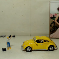 TF—圣贤的变形金刚玩具212,AF--01 G1形态大黄蜂(上)