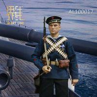 Alert Line界线玩模 二战苏联海军陆战队 12寸兵人套装 前瞻